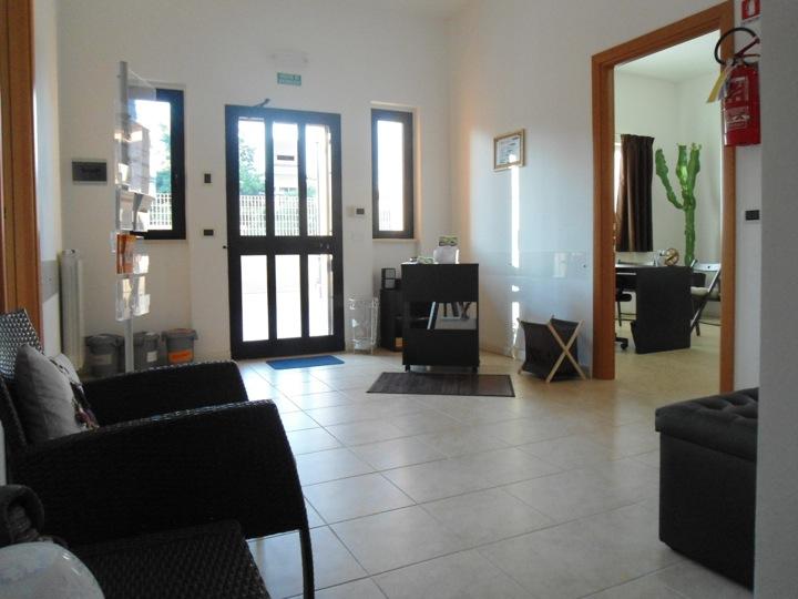 Segreteria e Sala di attesa 1
