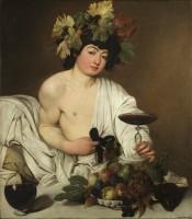 """BACCO di Caravaggio Dioniso…profumo della vita! (Luglio con Noi su Facebook! TrasformARTI:libri, film, poesie, musica, opere d'arte """"come strumenti di riflessione"""")"""
